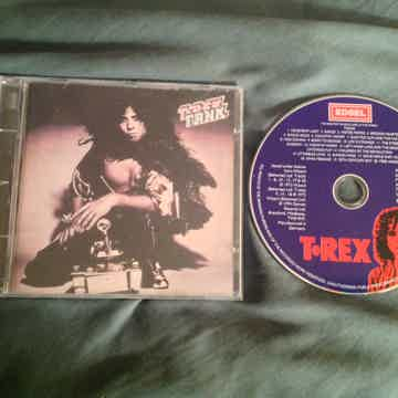 T. Rex Tanx Edsel Records Germany Compact Disc