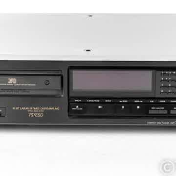 CDP-707ESD CD Player