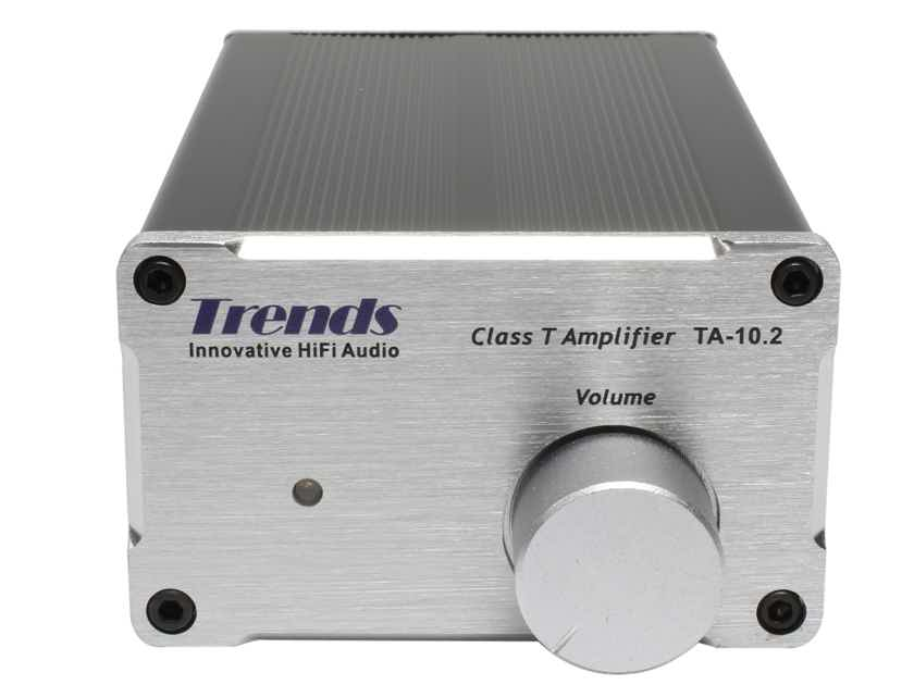 Trends Audio TA-10.2 SE Class-T Stereo Audio Amplifier with 4A Power Adaptor