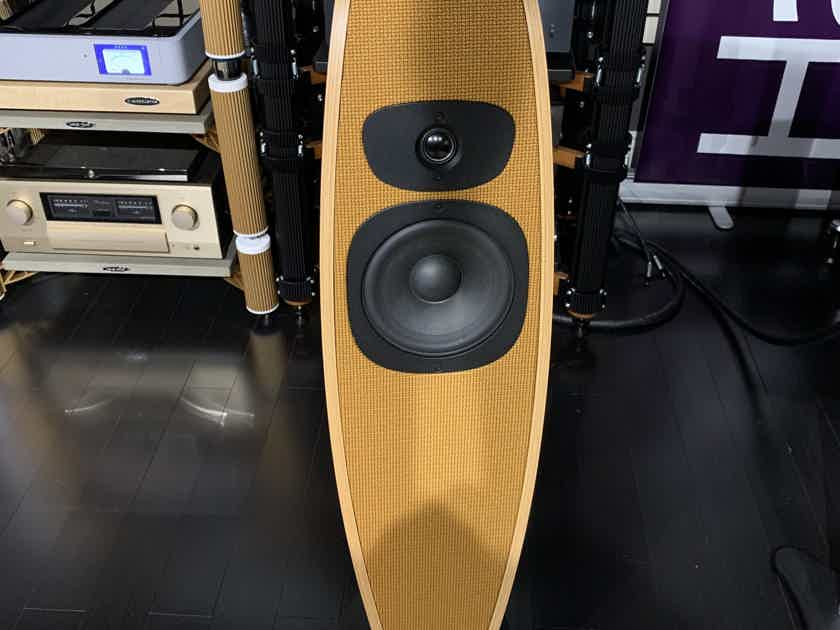 Davone Audio Twist Select Speakers Near New 50% / $2500 Off Free Shipping
