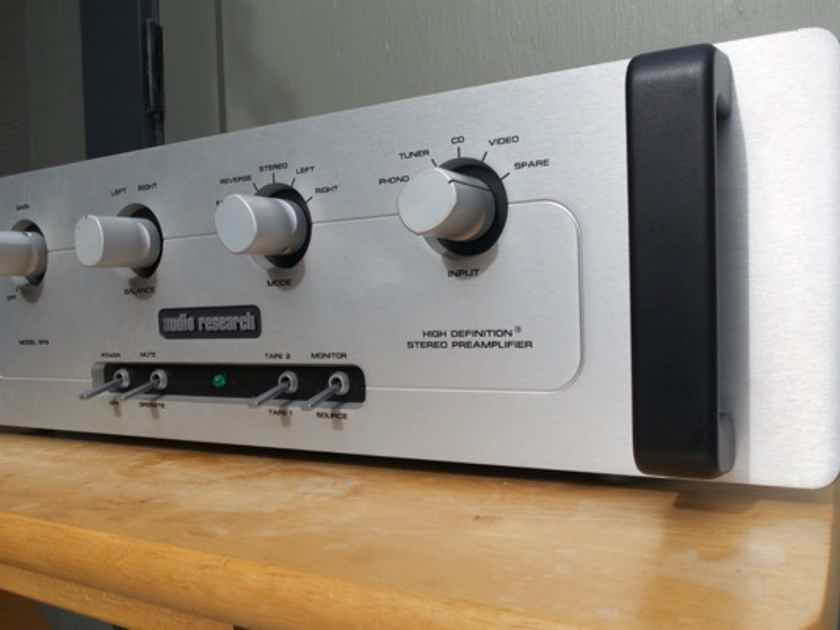 Audio Research SP-9 mkIII Hybrid Tube Pre