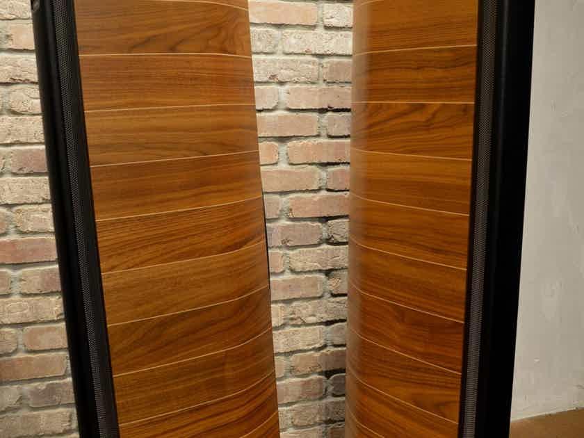 Sonus Faber Olympica III - Floor-Standing Reference Loudspeaker - Walnut
