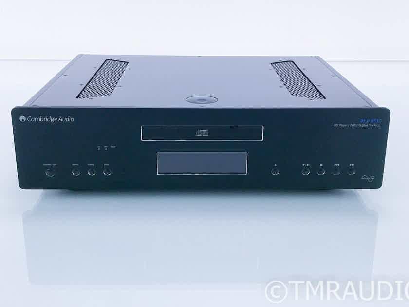 Cambridge Audio Azur 851C CD Player; 851-C; Remote (19610)