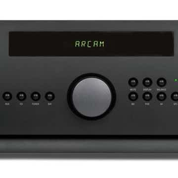 Integrated Amplifier (Black):
