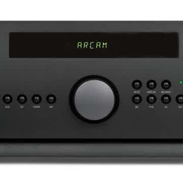 ARCAM FMJ A49  Integrated Amplifier (Black): NEW-In-Box...