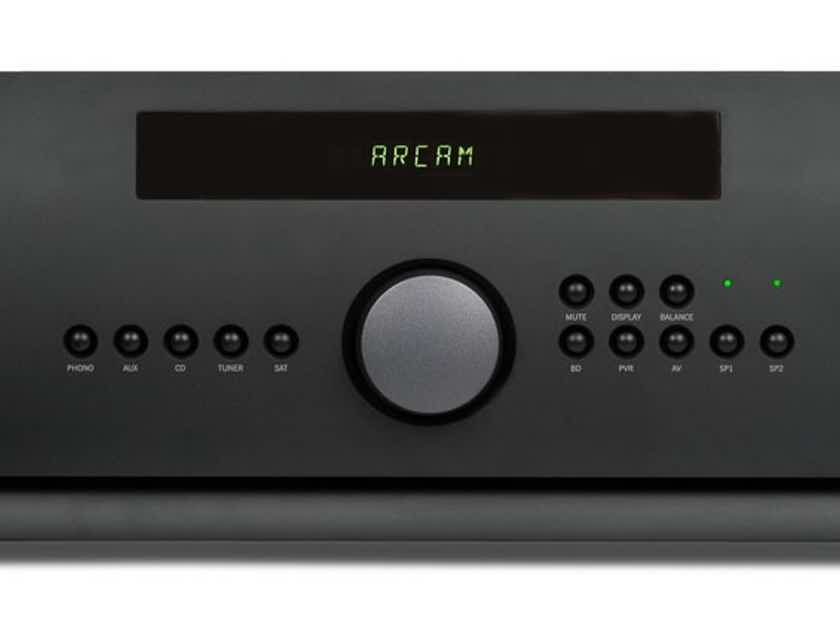 ARCAM FMJ A49 Integrated Amplifier (Black): NEW-In-Box; Full Warranty; 53% Off; Free Shipping
