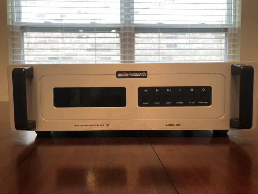 Audio Research  CD 3 MK II