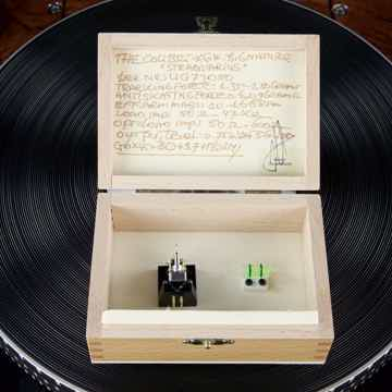 Van den Hul XGW Colibri Signature Stradivarius