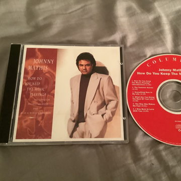 Johnny Mathis How Do You Keep The Music Playing