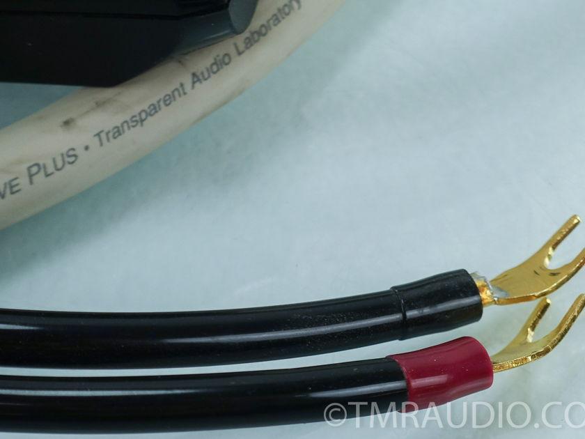 Transparent Audio MusicWave Plus Speaker Cable; 10ft. Single (9386)