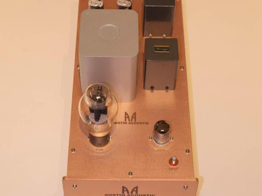 Austin Acoustic M-300B Monoblock Amplifiers w/ Western Electric 437A