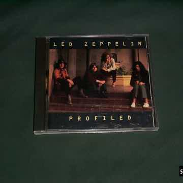 Led Zeppelin - Profiled Atlantic Records Promo Compact ...