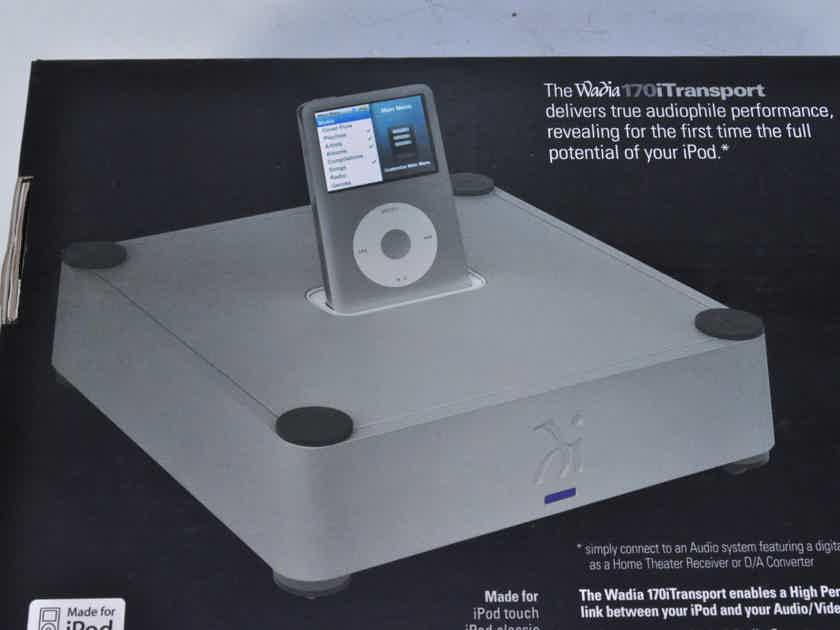 Wadia  170i iPod Docking Station