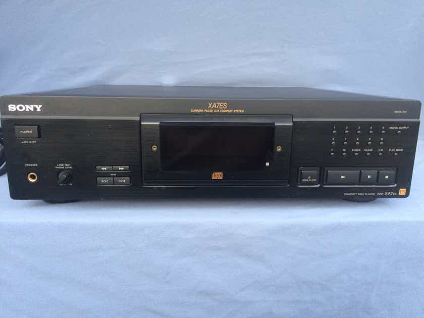 Sony CDP-XA7ES CD Player