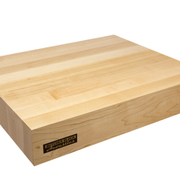 "Butcher Block Acoustics 18"" X 15"" X 3"" Maple Edge-Grain Audio Platform"