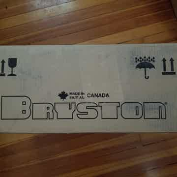 Bryston  4B3 Amplifier : Brand New - Trades OK