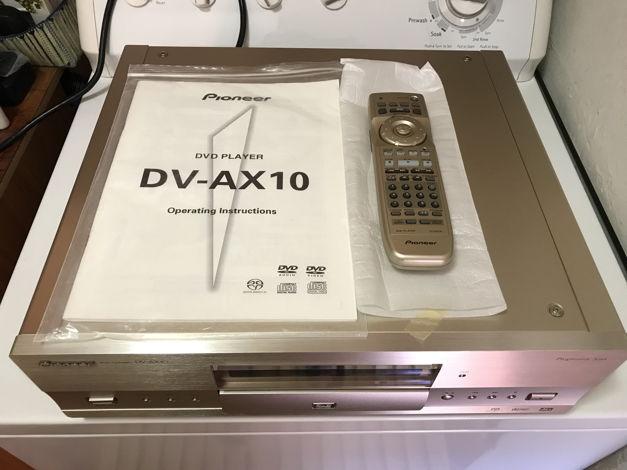 PIONEER DV-AX10