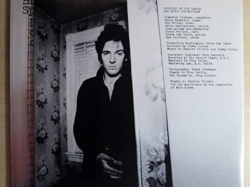 Bruce Springsteen - Darkness On The Edge Of Town - 1978 Keel Mfg. Early Pressing Columbia JC 35318