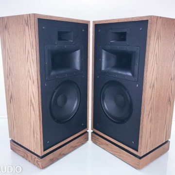 Quartet Vintage Floorstanding Speakers