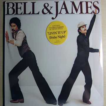 Bell & James - Bell & James 1978 A&M Records SP-4728