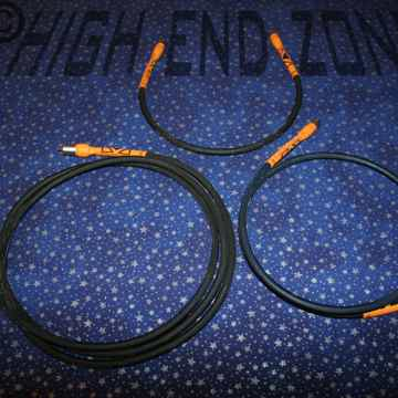 $700 Verastarr Silver Reference  SPDIF Digital Cable 2 ...