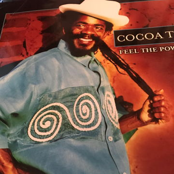 cocoa tea feel the power