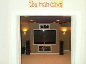 Man Cave 2 Channel & HT System