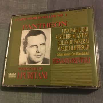 Pantheon Cd set Cedar vol 1