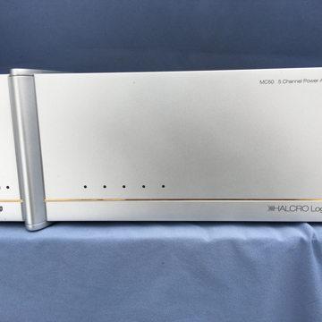 MC50 5 channel power amp