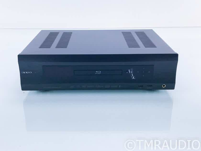 Oppo BDP-105D Universal Blu-Ray Disc Player; BDP105D; Darbee Edition; Remote (18007)
