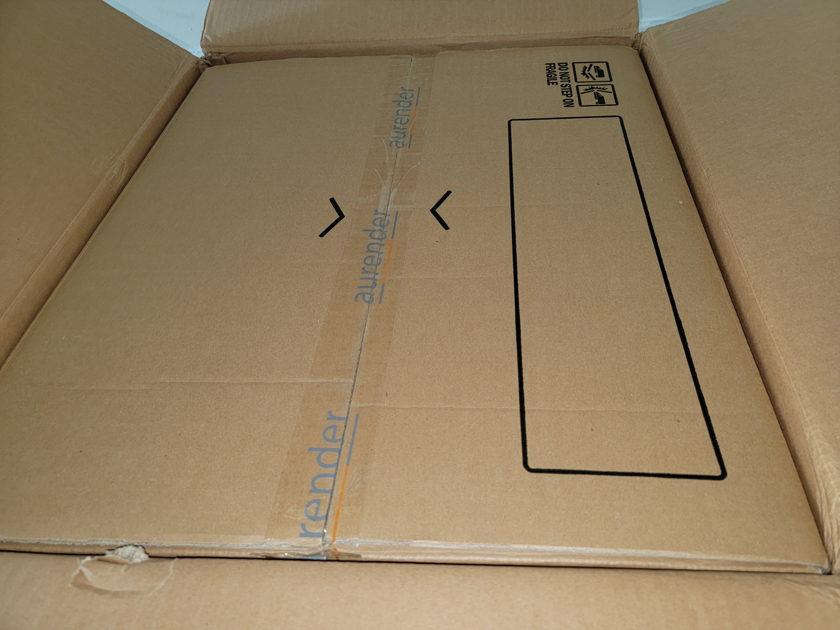Aurender N10 8TB SILVER.. **** Open box.. NEW!... pristine condition ****