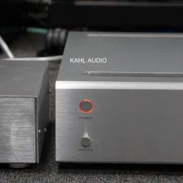 PS 10 - MC/MM tube phono stage.