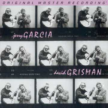 Jerry Garcia And David Grisman - MoFi - 2LPs- 180 gram Vinyl