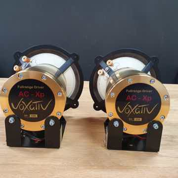 Voxativ  AC-Xp Fieldcoil Drivers plus Voxativ N2 - batt...