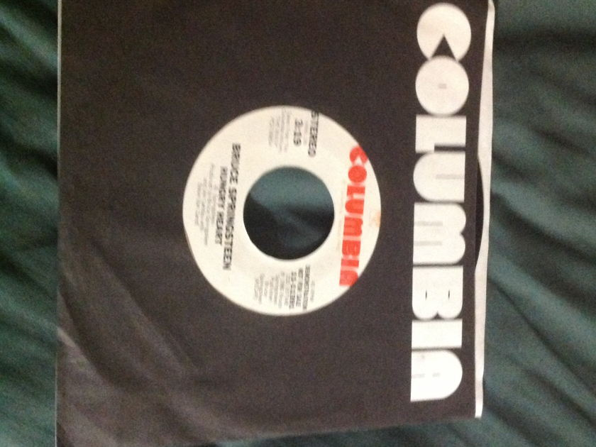 Bruce Springsteen - Hungry Heart Promo 45 NM