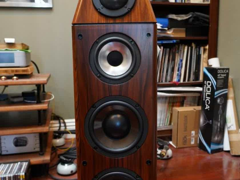 Genesis Technologies V Loudspeakers Very Good Condition Stereophile Class A