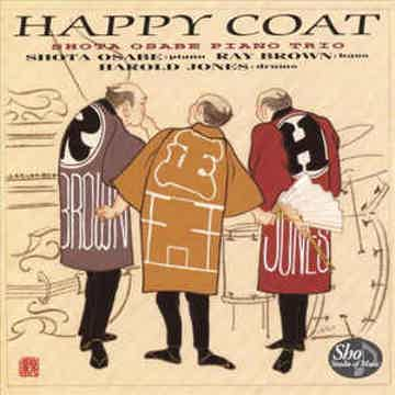 Shota Osabe Piano Trio ‎ Happy Goat FIM K2 HD