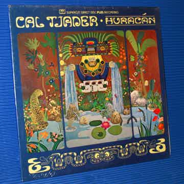 "CAL TJADER  - ""Hurracan"" - Crystal Clear Records 1978 D..."
