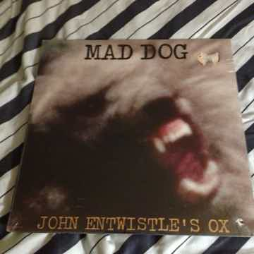John Entwistle(The Who) - Mad Dog Track Records Label S...