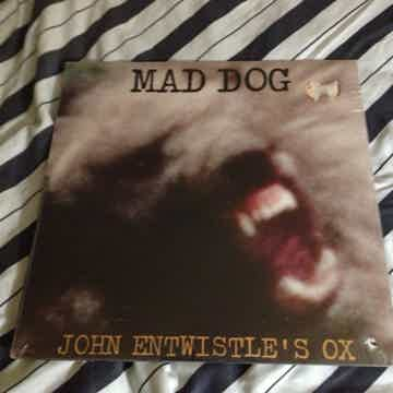John Entwistle(The Who) Mad Dog
