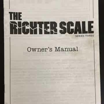 AudioControl Richter Scale Series 3