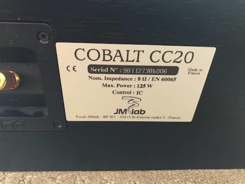 Focal Cobalt CC-20