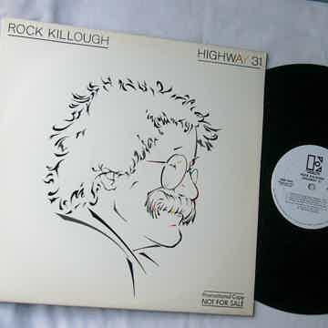 ROCK KILLOUGH - HIGHWAY 31 - RARE 1980 BLUES LP -