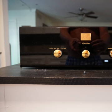 Audio Note (UK) M9 Phono with M10 transformers