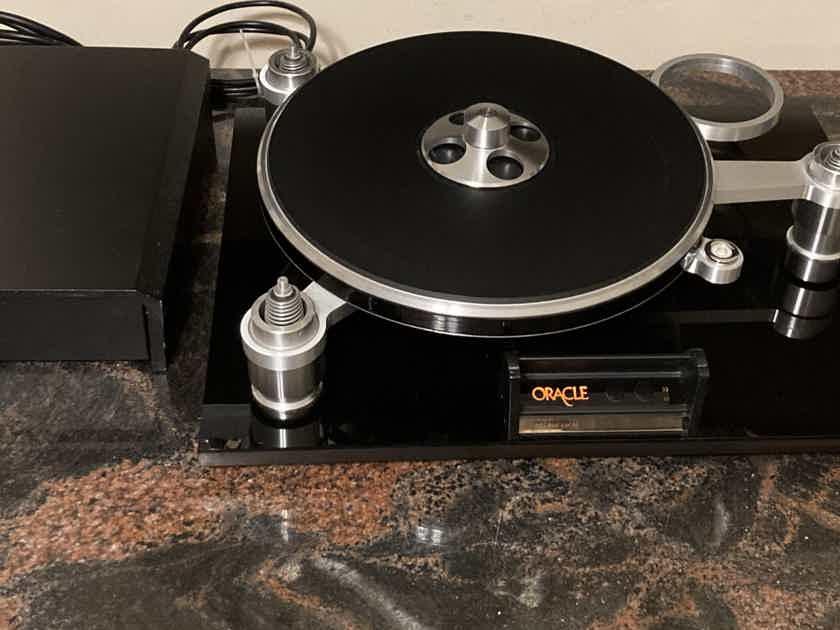 Oracle Audio Technologies Delphi MkIV