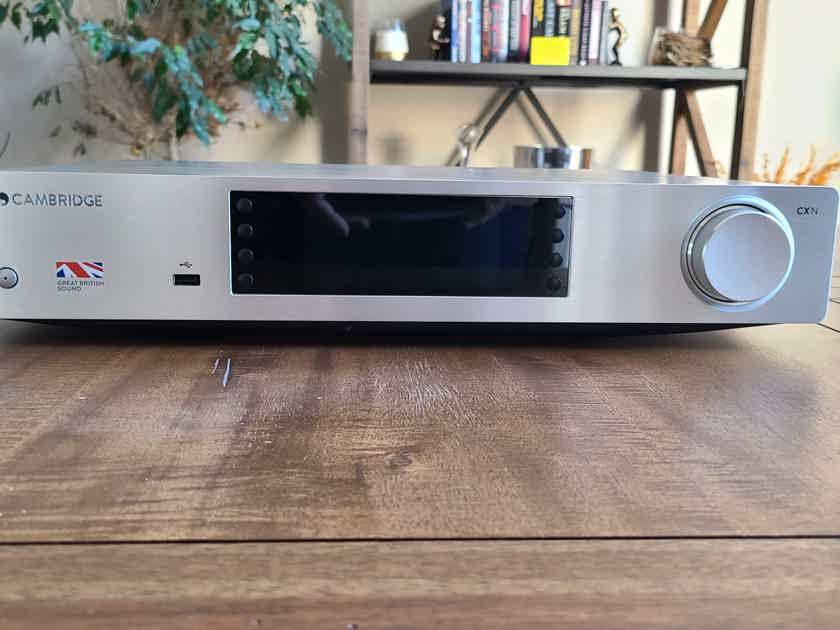 Cambridge Audio CXN V2 streamer