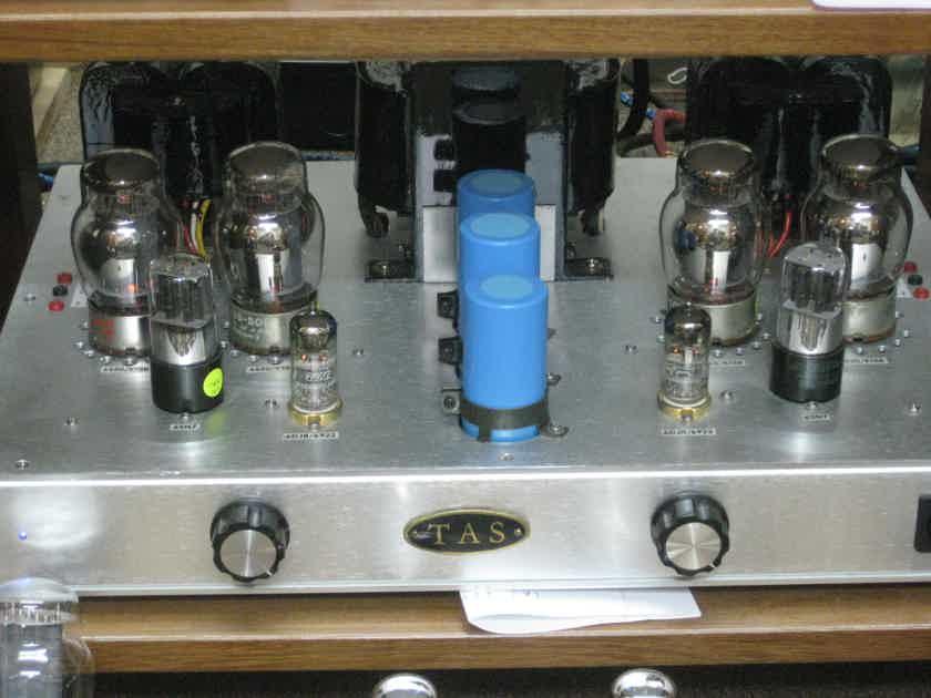 Amperex  E88CC/6922 PQ Pinched Waist matching pair
