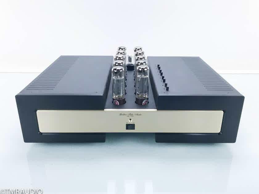 Golden Tube Audio SE-100 Stereo Tube Power Amplifier SE100; AS-IS (Unstable) (16241)