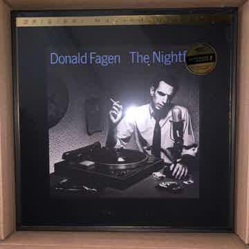 Donald Fagen Sealed MFSL One Step Audiophile Vinyl  The Nightfly