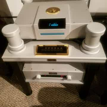 Goldmund Eidos Reference BluRay/CD/SACD Player